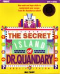 The Secret Island of Dr. Quandary DOS Front Cover