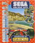 Super Monaco GP Amiga Front Cover