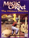 Magic Carpet: The Hidden Worlds DOS Front Cover