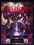 Daemonsgate DOS Front Cover