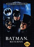 Batman Returns Genesis Front Cover