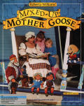 Mixed-Up Mother Goose DOS Front Cover