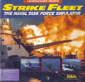 Strike Fleet Commodore 64 Front Cover