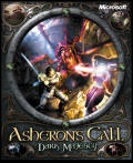 Asheron's Call: Dark Majesty Windows Front Cover