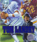 Tom Landry Strategy Football DOS Front Cover