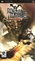 Monster Hunter: Freedom PSP Front Cover
