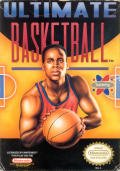 Ultimate Basketball  NES Front Cover