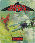 Dawn Patrol DOS Front Cover