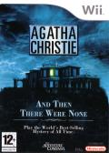 Agatha Christie: And Then There Were None Wii Front Cover