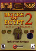 Bricks of Egypt 2: Tears of the Pharaohs Windows Front Cover