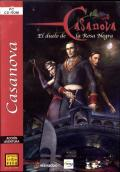 Casanova: The Duel of the Black Rose Windows Front Cover