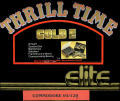 Thrill Time Gold 2 Commodore 64 Front Cover