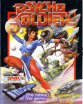 Psycho Soldier Commodore 64 Front Cover