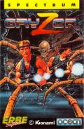 Contra ZX Spectrum Front Cover