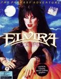 Elvira DOS Front Cover