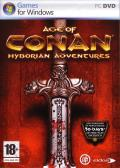 Age of Conan: Hyborian Adventures Windows Front Cover