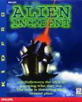 Alien Incident DOS Front Cover