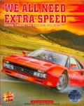 We All Need Extra Speed DOS Front Cover