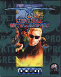 Central Intelligence DOS Front Cover