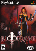 BloodRayne 2 PlayStation 2 Front Cover