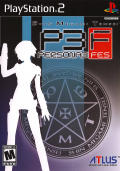 Shin Megami Tensei: Persona 3 FES PlayStation 2 Front Cover