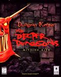 Dungeon Keeper: The Deeper Dungeons DOS Front Cover