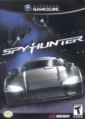 Spy Hunter GameCube Front Cover