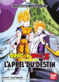 Dragon Ball Z: L'Appel Du Destin Genesis Front Cover