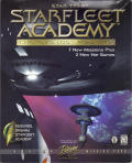 Star Trek: Starfleet Academy - Chekov's Lost Missions Windows Front Cover