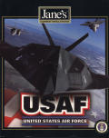 Jane's Combat Simulations: USAF Windows Front Cover
