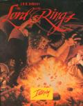 J.R.R. Tolkien's The Lord of the Rings, Vol. I Amiga Front Cover