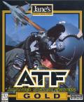Jane's Combat Simulations: ATF - Advanced Tactical Fighters - Gold Windows Front Cover