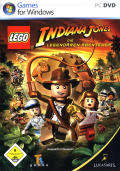 LEGO Indiana Jones: The Original Adventures Windows Front Cover