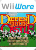 Defend Your Castle Wii Front Cover