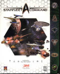 Star Trek: Starfleet Command Windows Front Cover