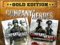 Company of Heroes: Gold Edition Windows Front Cover