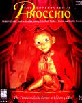 The Adventures of Pinocchio Windows Front Cover