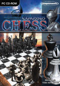 magnussofts Colossus Chess Windows Front Cover