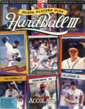 HardBall III: MLBPA Players Disk DOS Front Cover