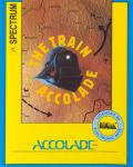 The Train: Escape to Normandy ZX Spectrum Front Cover