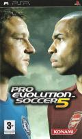 World Soccer: Winning Eleven 9 PSP Front Cover