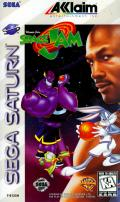 Space Jam SEGA Saturn Front Cover
