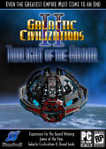 Galactic Civilizations II: Twilight of the Arnor Windows Front Cover