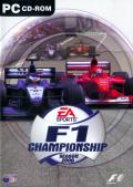 F1 Championship Season 2000 Windows Front Cover