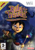 Billy the Wizard: Rocket Broomstick Racing Wii Front Cover