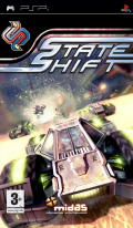 StateShift PSP Front Cover