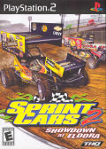 Sprint Cars 2: Showdown at Eldora PlayStation 2 Front Cover