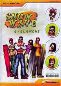 Snow Wave: Avalanche Windows Front Cover