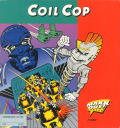 Coil Cop Commodore 64 Front Cover