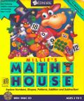 Millie's Math House Macintosh Front Cover